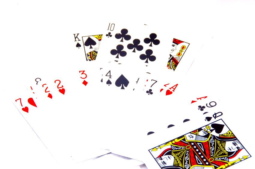 Kortspelets historia