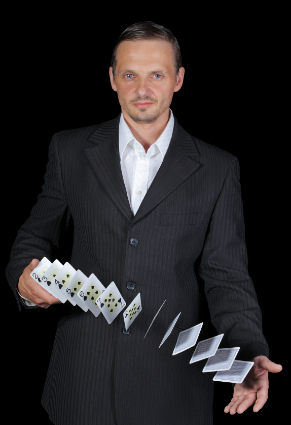 Två roliga kortspel